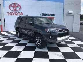 2019 Toyota 4Runner TRD Off Road Premium