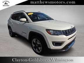 2019 Jeep Compass Limited 2WD