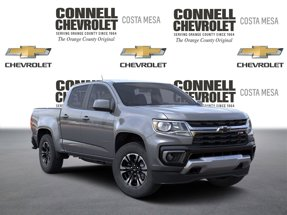 2021 Chevrolet Colorado 2WD Z71