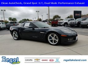 2013 Chevrolet Corvette Grand Sport 1LT