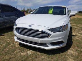 Used 2017 Ford Fusion in Statesboro, GA