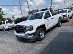 2018 GMC Sierra 1500 Work Truck