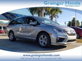 2020 Honda Odyssey EX-L Auto