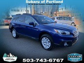 2017 Subaru Outback Premium