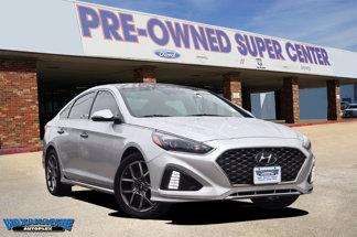 2018 Hyundai Sonata Limited+