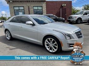 2015 Cadillac ATS Sedan Performance AWD