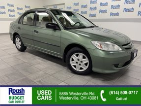 2004 Honda Civic Sedan VP