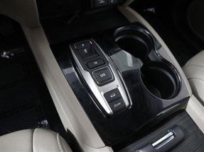 2017 Honda Pilot Navigation and Rear Entertainment System