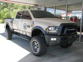 2018 Ram 2500 Power Wagon/Military Edition