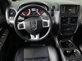 2018 Dodge Grand Caravan Navigation