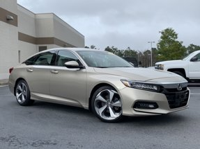 2018 Honda Accord Sedan Touring1.5T