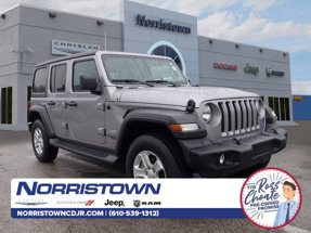 2019 Jeep Wrangler Unlimited Unlimited Sport