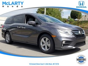 2020 Honda Odyssey EX-L w/Navi/RES w/Navigation and Rear Entertainment System