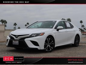 2018 TOYOTA Camry CAMRY SE