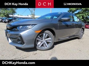 2021 Honda Civic Hatchback LX