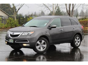 2010 Acura MDX Technology Pkg