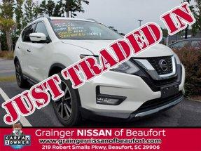 2019 Nissan Rogue FWD SL