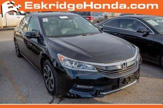 2016 Honda Accord Sedan EX-L w/ Honda Sensing