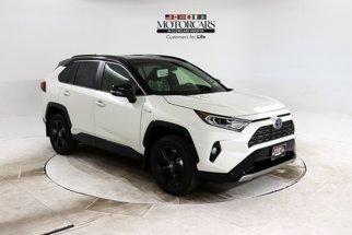 2020 Toyota RAV4 XSE