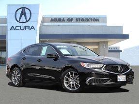 2018 Acura TLX 3.5L