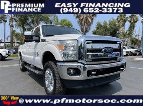 2012 Ford Super Duty F-250 LARIAT 4X4 DIESEL 6.7L LEATHER PACK CLEAN