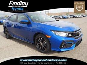 2020 Honda Civic Hatchback SportTouringCVT