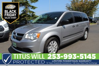 2015 Dodge Grand Caravan American Value Pkg