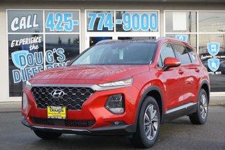 2020 Hyundai Santa Fe Limited AWD