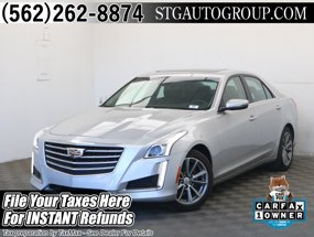 Used Cadillac Cts Sedan Garden Grove Ca