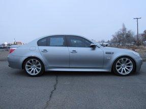 2006 BMW 5 Series M5 Sedan