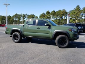 2020 Toyota Tacoma TRD Pro Double Cab 5' Bed V6 AT