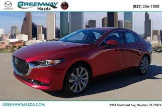 2020 Mazda Mazda3 Sedan Preferred