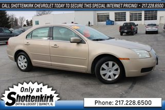 2006 Mercury Milan Base