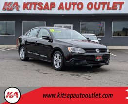 2013 Volkswagen Jetta Sedan 2.0L TDI Sedan 4D