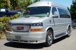 2015 GMC Savana Cargo Van CARGO
