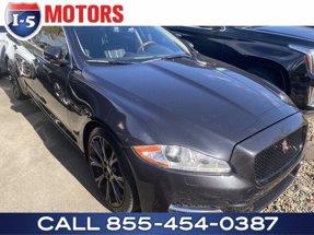 2012 Jaguar XJ XJL