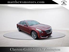 2017 Cadillac CT6 Luxury 2.0 w/ Nav & Panoramic Sunroof