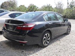 2016 Honda Accord Sedan EX