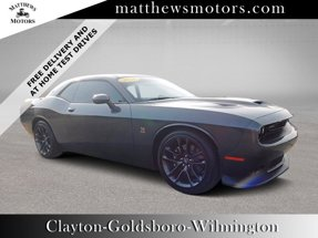 2020 Dodge Challenger R/T Scat Pack 6.4L V8