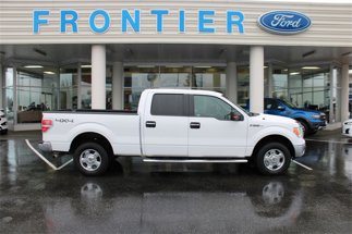 2012 Ford F-150 XLT 4X4 SuperCrew Long Bed