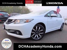 2014 Honda Civic Sedan EX-L