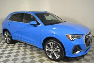 2020 Audi Q3 S line Premium Plus