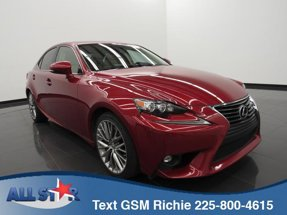 2015 Lexus IS 350 4dr Sdn RWD