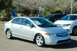2006 Honda Civic Sedan EX