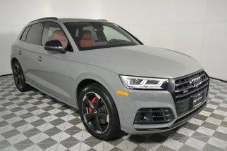 2020 Audi SQ5 Prestige