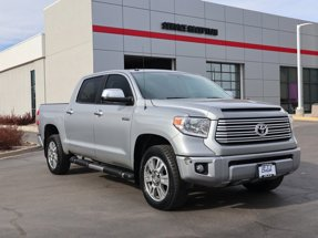 2015 Toyota Tundra Platinum 5.7L V8 with FFV