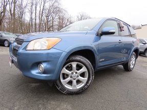 2010 Toyota RAV4 4WD 4dr 4-cyl 4-Spd AT Ltd