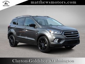 2019 Ford Escape SE 2WD