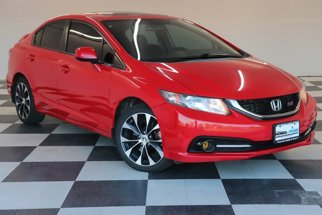 2013 Honda Civic Sedan Si