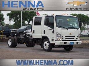 2020 Chevrolet 4500 LCF Gas Base